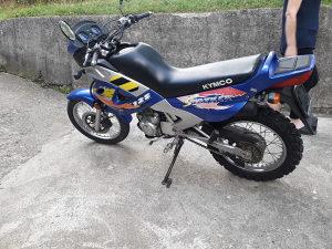 Prodajem kros 125 cc 4t