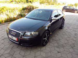 Audi a3 1.9 77kw alu 17 tempomat