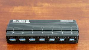 USB HUB 3.0 7 Port Ulaza Punjač/Razdjelnici/Adapter 25W