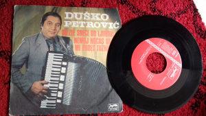 gramofonska ploča DUŠKO PETROVIĆ