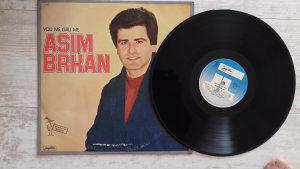 Gramofonska ploča ASIM BRKAN---- 1981.