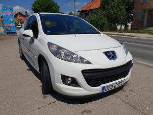 Peugeot 207 1.4 HDI 2012god Facelift