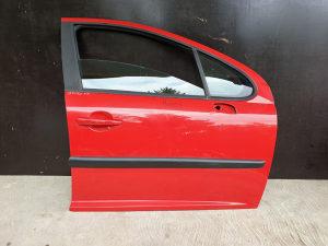 Prednja desna vrata Peugeot 207 2006-2012 god