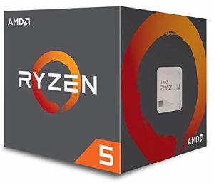 AMD Ryzen 5 1600 3.20GHz AM4 BOX
