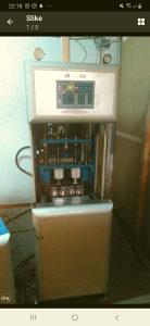 2 masine za proizvodnju plasticnu ambalazu