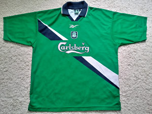 Dres Liverpool 1999/2000
