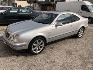 Mercedes coupe  CLK 230
