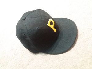 KACKET PITTSBURGH PIRATES AUTHENTIC COLLECTION 59FIFTY