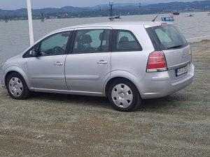 Opel zafira limited 2005 2.2 direct ecotec ecomotor