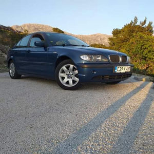 BMW 320d Facelift