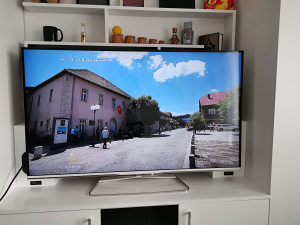 "LG LED TV 55"" Full HD -Kao Nov- Bijeli"