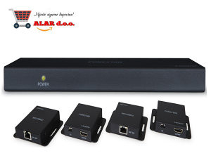 FONESTAR FO-14CAT4E HDMI SPLITTER CAT5