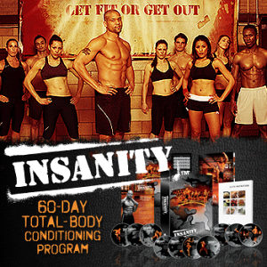 Insanity Standard & Deluxe Edition Videos-3DVD