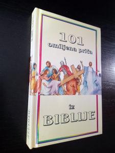 101 omiljena priča iz Biblije; Autor: Ura Miller