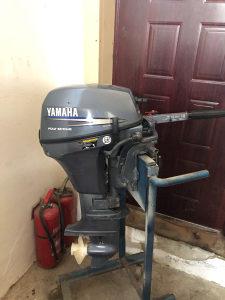 Motor za camac penta YAMAHA 8