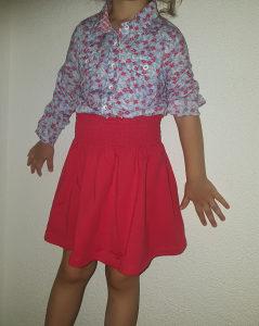 Set C&A kosulja i suknja H&M