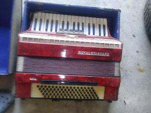 Harmonika royal standard