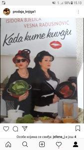 Isidora Bjelica i Vesna Radusinovic- Kada kume kuvaju!