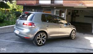 Volkswagen Golf VI HIGHLINE FULL OPREMA