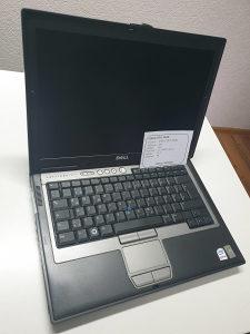 Laptop DELL C2D 2,2GHz/2GB RAM/80GB HDD