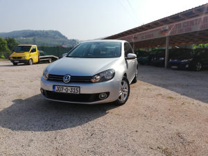 Volkswagen Golf 6 1.8 Benzin, zeder, registrovan