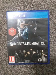 Mortal kombat xl za ps4