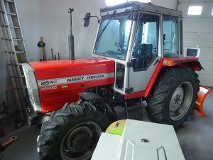 traktor Massey Ferguson 284S