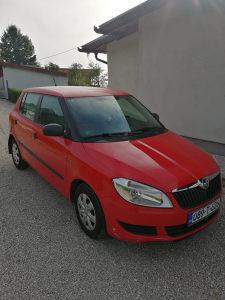 Škoda Fabia 1,2 HTP, 2011 godiste, prvi vlasnik