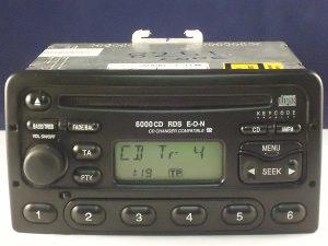 Ford Radio Ford 6000 CD Player 2 komada