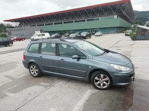 Peugeot 307 1,6 66 registrovan