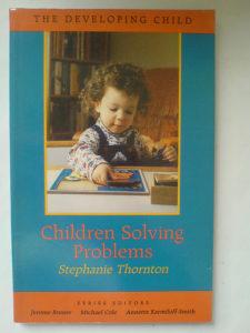 Stephanie Thornton: Children Solving Problems