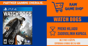 WATCH DOGS | PS4 | PLAYSTATION 4
