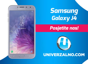 Samsung Galaxy J4 32GB (2018)