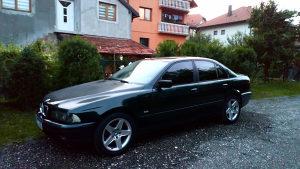 BMW E39 520D
