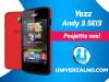 Yezz Andy 3.5EI3 + LAMBO