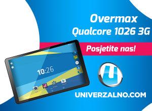 Overmax Qualcore 1026 3G