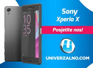 Sony Xperia X - AKCIJA -