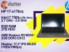 HP Notebook 17-x176nz - i7 7th Gen 3.5GHz - 17.3