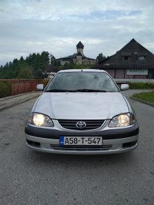 Toyota Avensis, registrovana do 15.08.2020.
