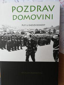 Pozdrav domovini Osman Menković