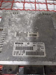 Peugeot 607 2.2 hdi ECU 0281011516
