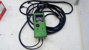 Aparat za elektrofuziomo spajanje vodovodnih cijevi