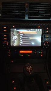 Navigacija bmw e46 android