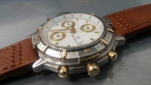 Lucien Rochat Automatic 18K zlato(swiss made)
