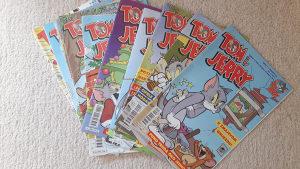 Tom i Jerry Stripovi