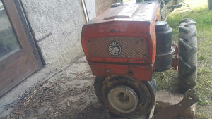 Motokultivator 509 IMT