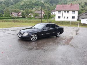 Mercedes s320