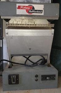 Obućarska mašina za aktiviranje ljepila