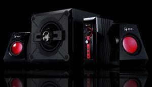 Genius Zvučnici SW-G2.1 1250 Black
