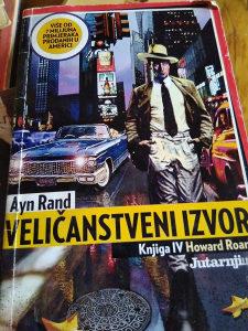 Veličanstveni izvor - Ayn Rand